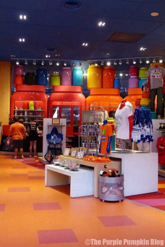Disney Art of Animation - Ink & Paint Shop