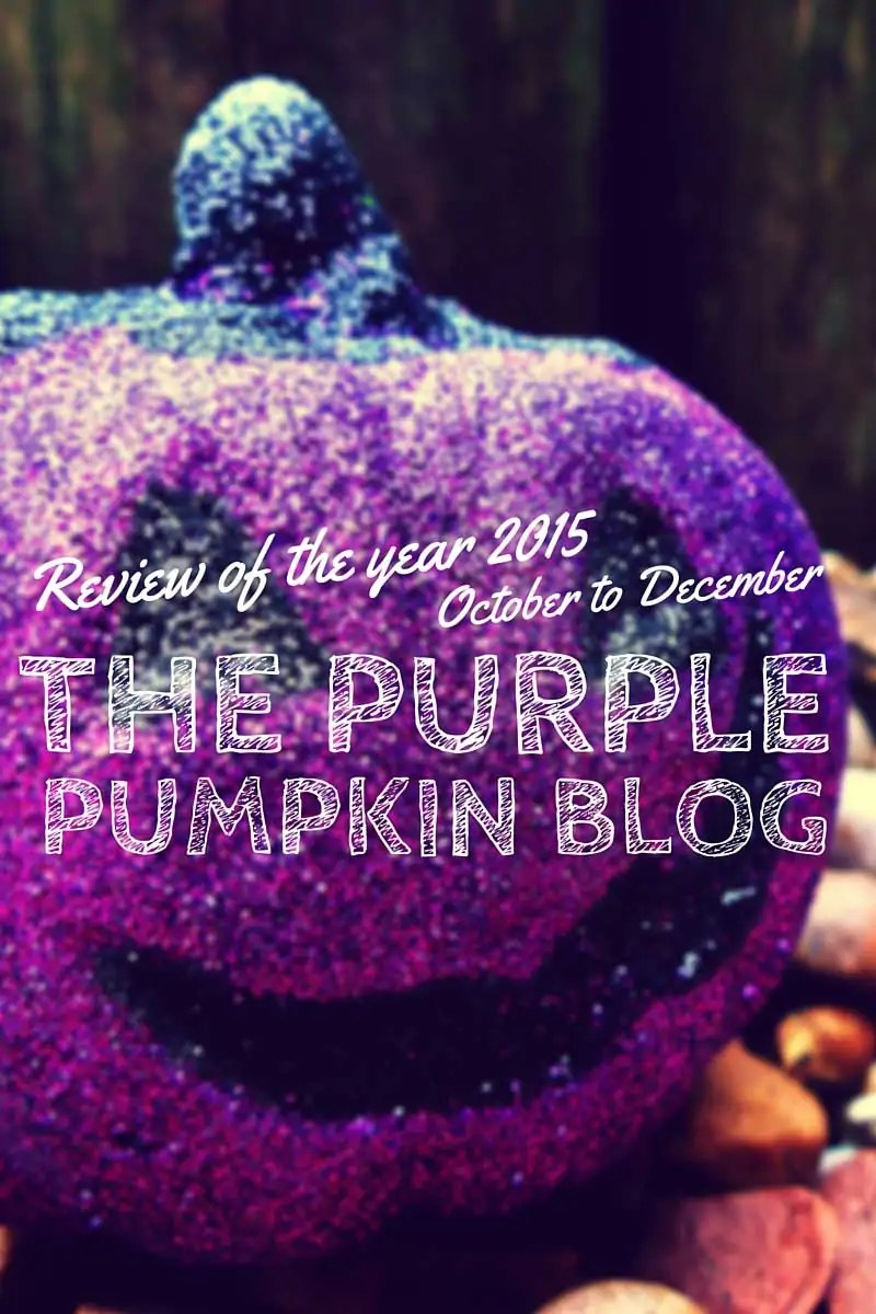 Review of the Year 2015 - October to December