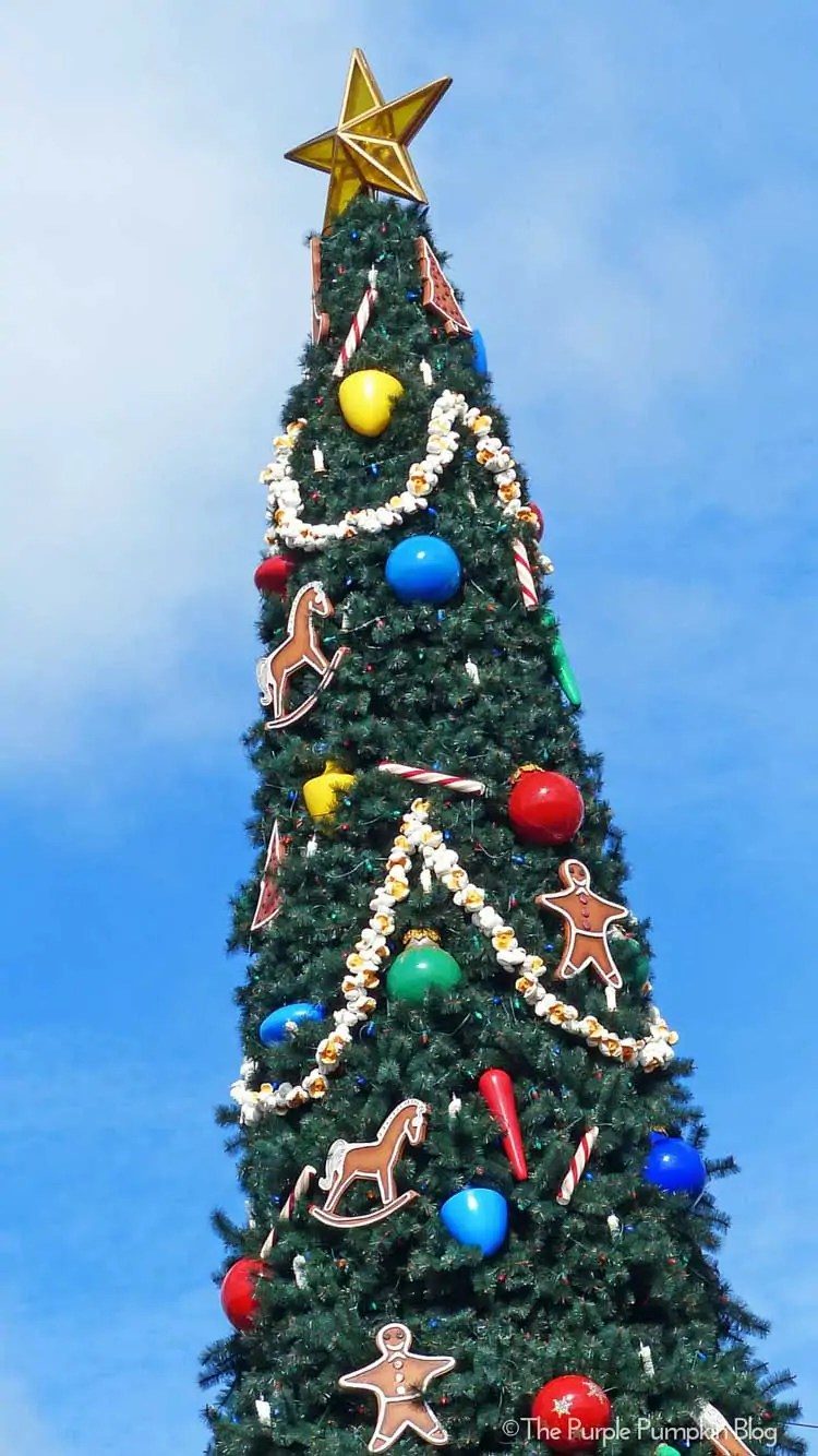 Walt Disney World Christmas IPhone Wallpapers