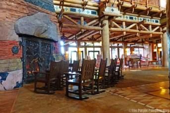 Disney Wilderness Lodge