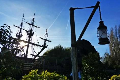 Adventureland - Disneyland Park, Paris