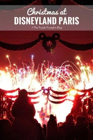 Christmas at DisneylandParis