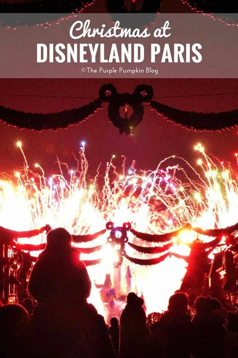 Christmas at DisneylandParis