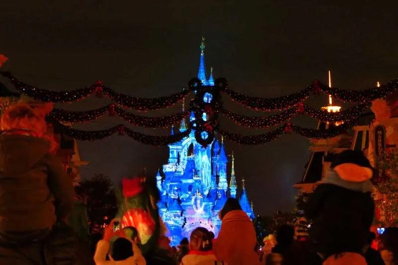 Disney Dreams of Christmas - Disneyland Paris