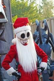 Jack Skellington at Frontierland - Disneyland Park, Paris