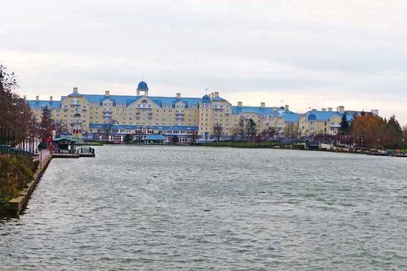Newport Bay Club - Disneyland Resort Paris