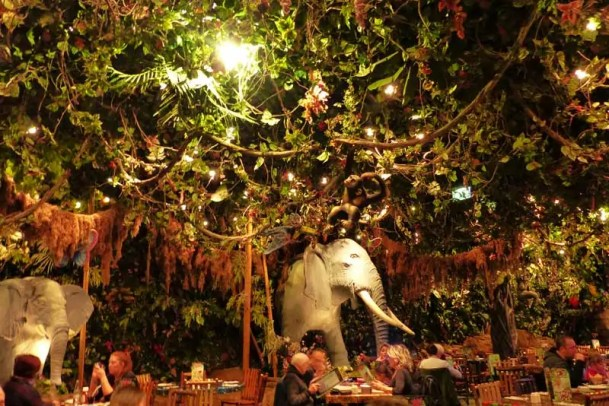 Rainforest Cafe - Disney Village - Disneyland Paris