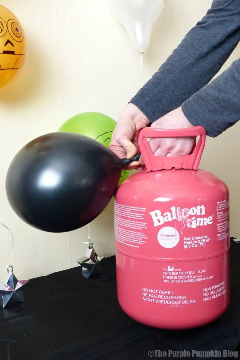 Balloon Time Helium Tank