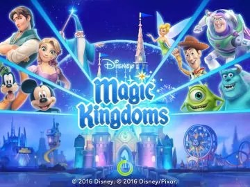 Disney Magic Kingdoms from Gameloft
