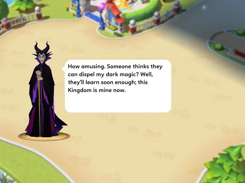 Image result for disney magic kingdoms Maleficent