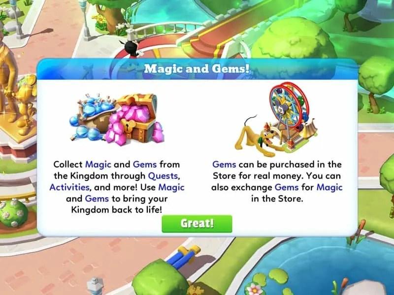 Disney Magic Kingdoms from Gameloft