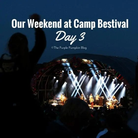 Our Weekend at Camp Bestival 2015 - Day 3