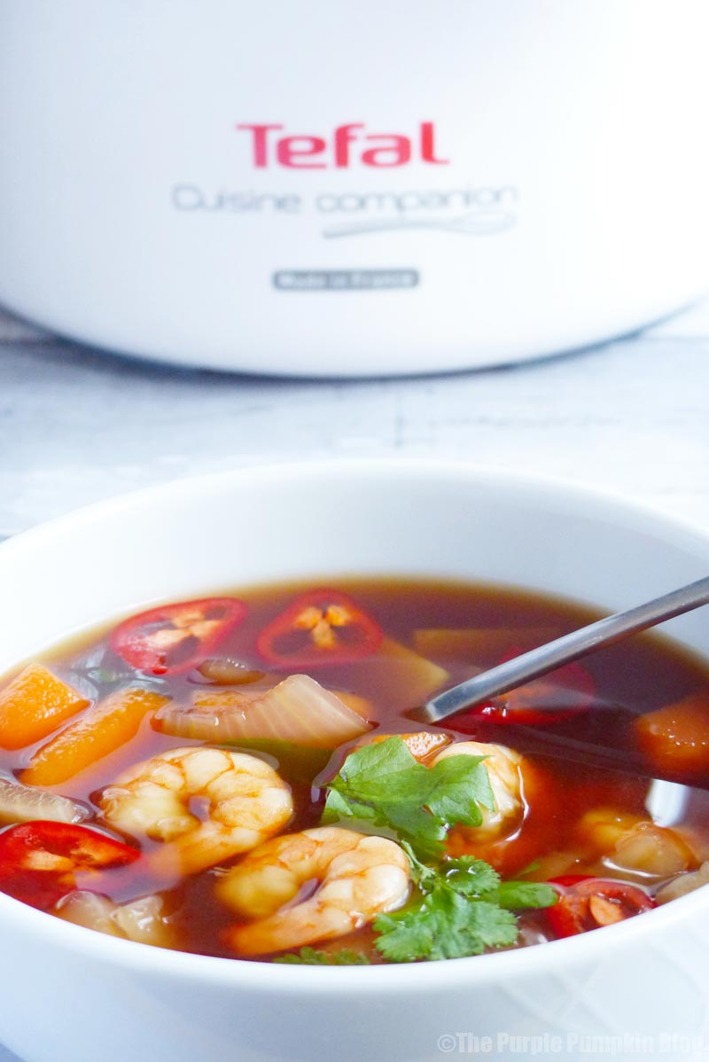 Using the tefal cuisine companion for Cuisine companion