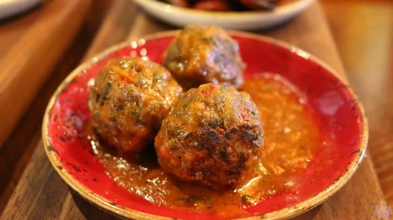 Chiquito - Street Food - Meatballs