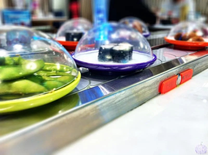Yo! Sushi Conveyor Belt
