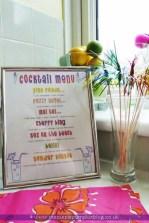 Fruity Cocktail Bar