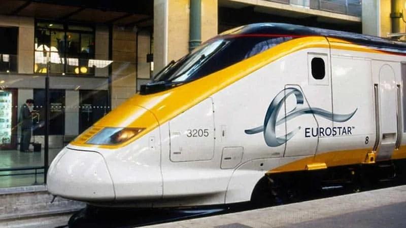 Eurostar to Disneyland Paris