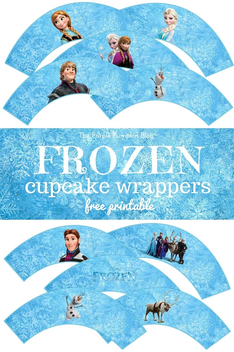 It's just a photo of Free Printable Cupcake Wrappers regarding cupcake topper