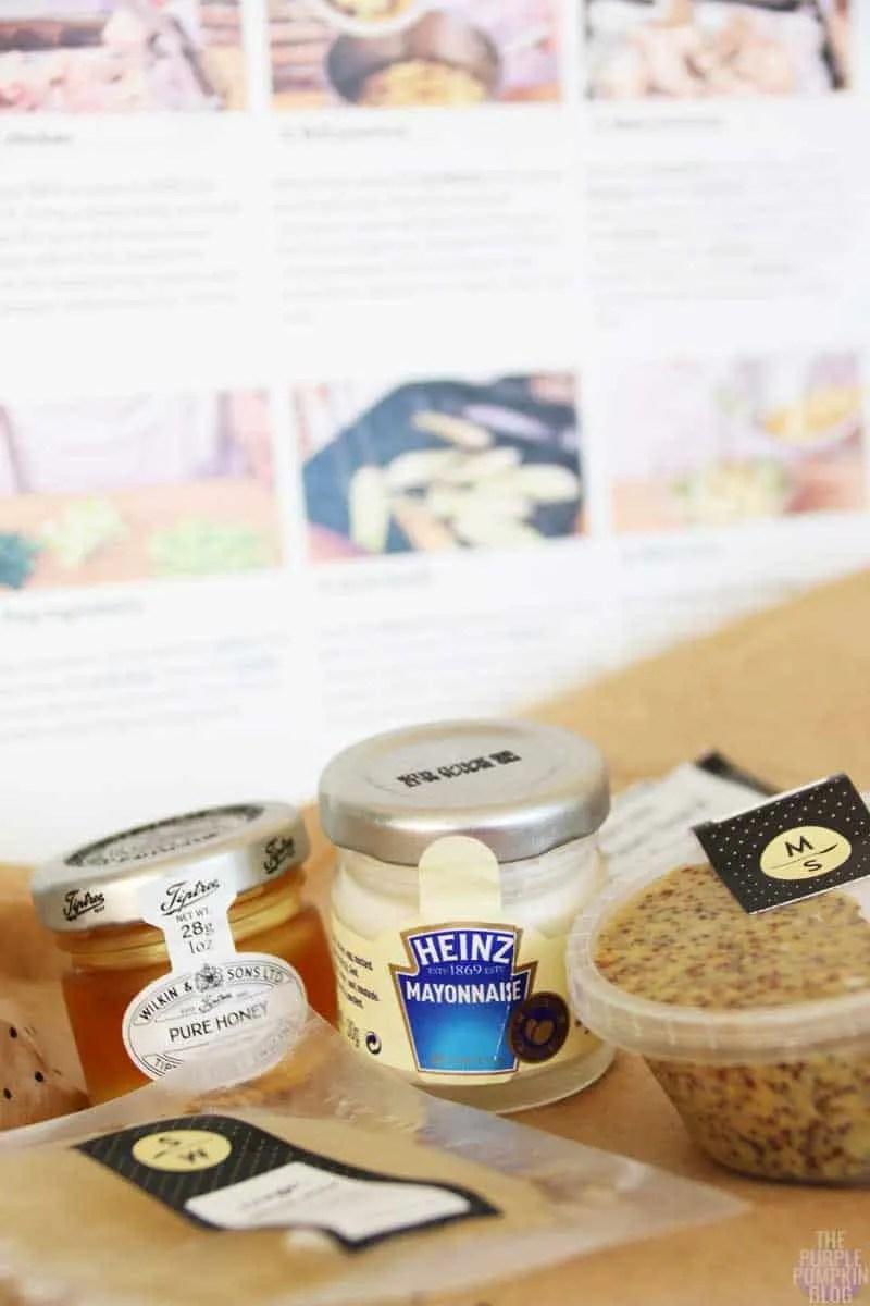 Marley Spoon Recipe Box