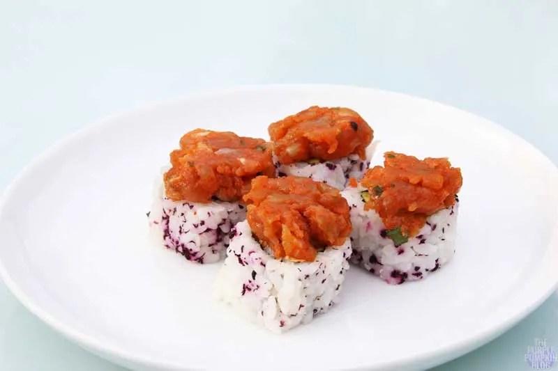 Blossom Roll - Yo! Sushi