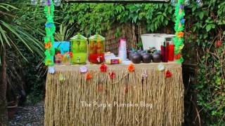 How To Build A Tiki Bar Using Old Pallets - Part 2!