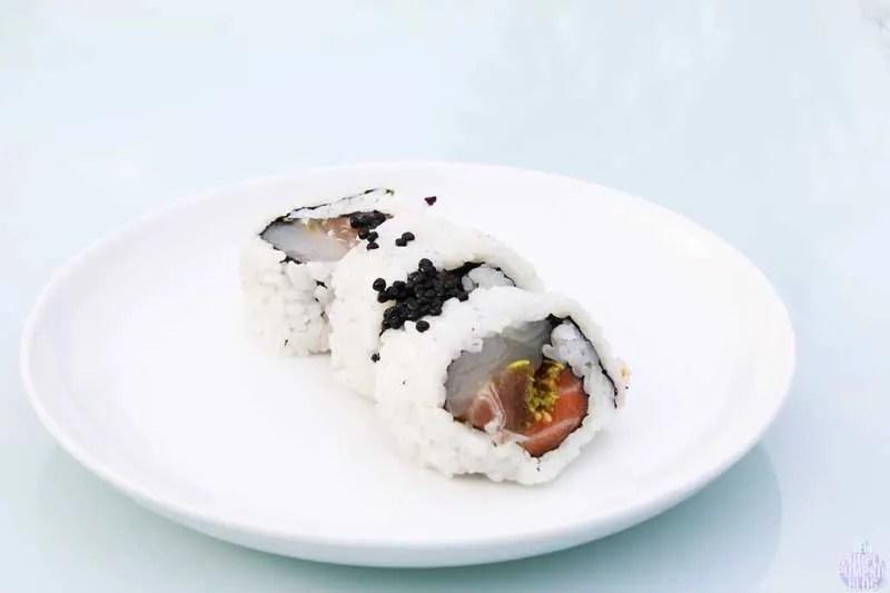 Ichi-Ni-San Roll - Yo! Sushi