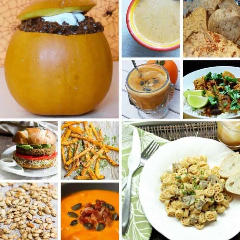 Savoury Pumpkin Dishes