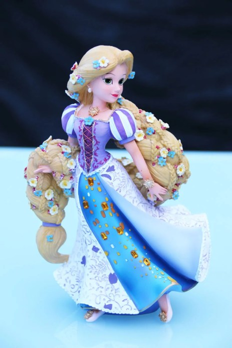 Disney Showcase Collection - Haute-Couture Rapunzel