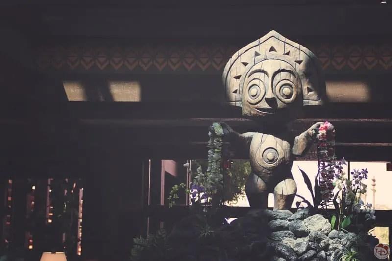 Maui TikiGod Statue
