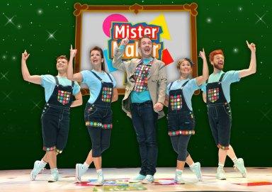 Mister Maker live on stage