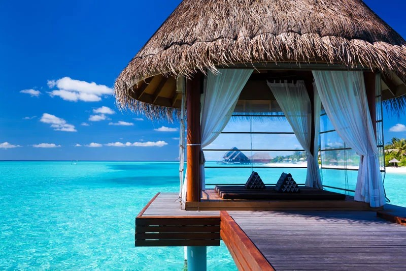 Maldives Spa Treatments