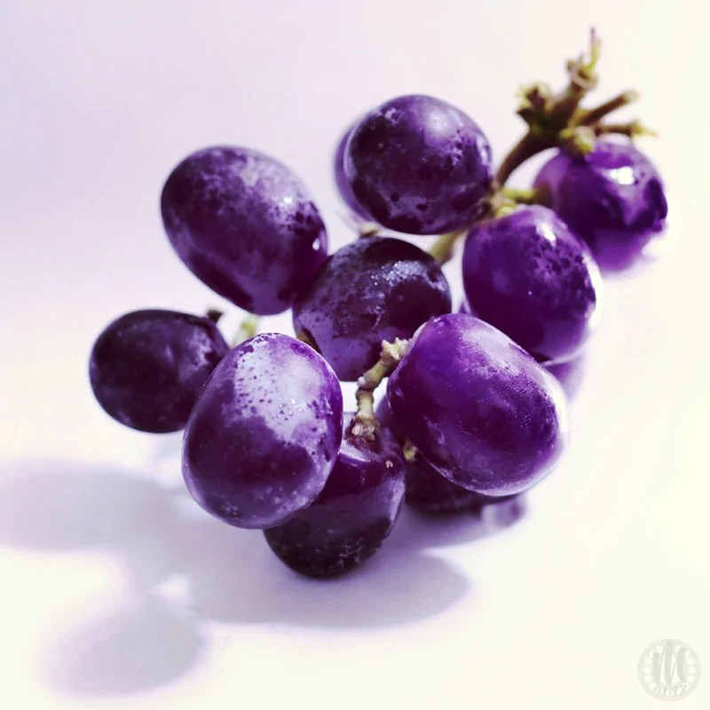 Project 365 - 2017 - Day 131 - Purple Grapes