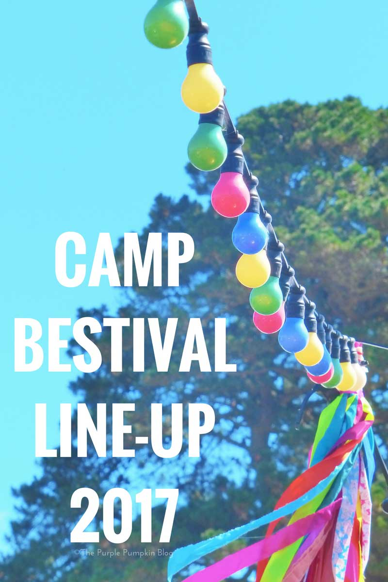 Camp Bestival Line-Up 2017