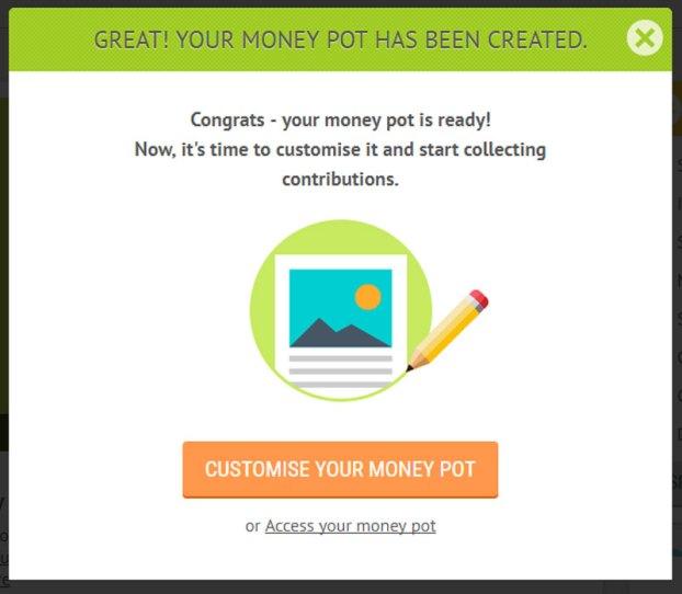 Money Pot Setup