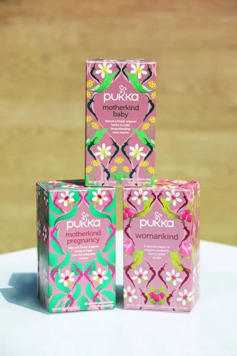 Pukka Herbs Motherkind Teas