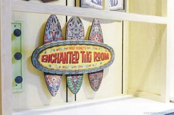 Enchanted Tiki Room Sign