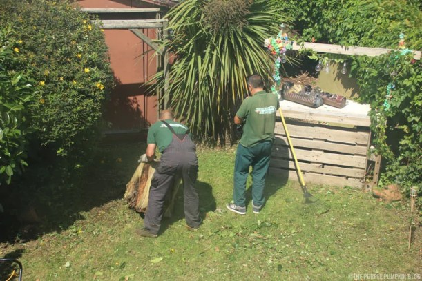 Fantastic Gardeners from Fantastic Services