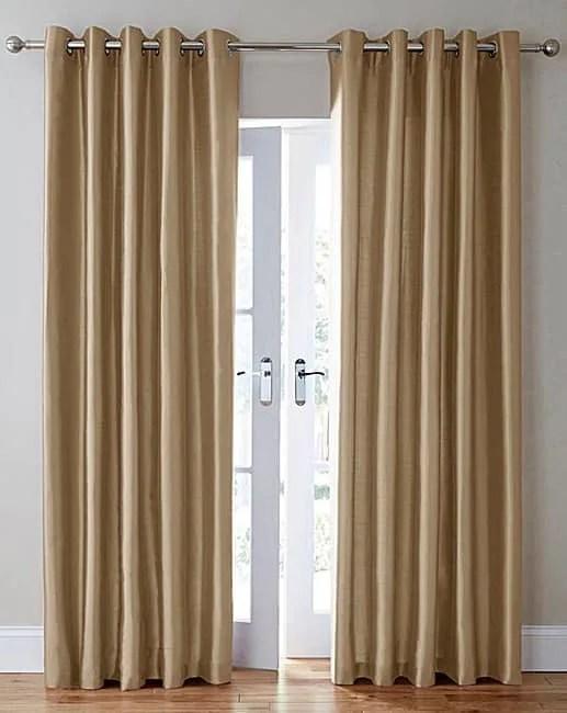 Natural Curtains