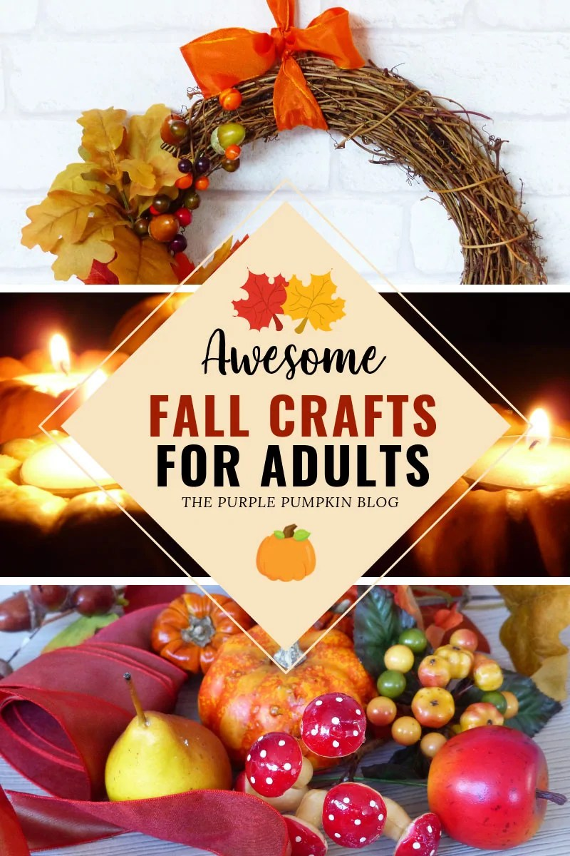 Awesome fall crafts for adults