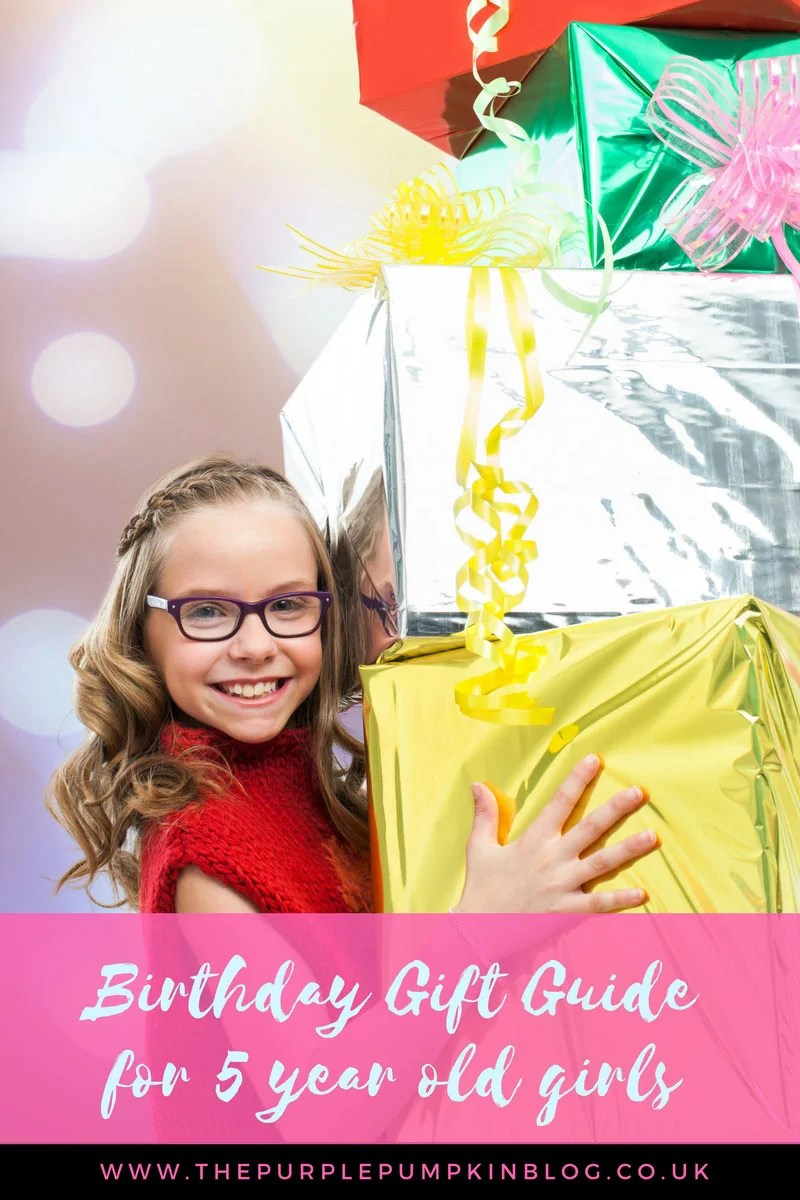 Birthday Gift Guide For 5 Year Old Girls Although Many Of These Ideas Are