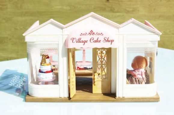 Sylvanian Families The Village Cake Shop