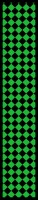 Paper Chains - Green Checks