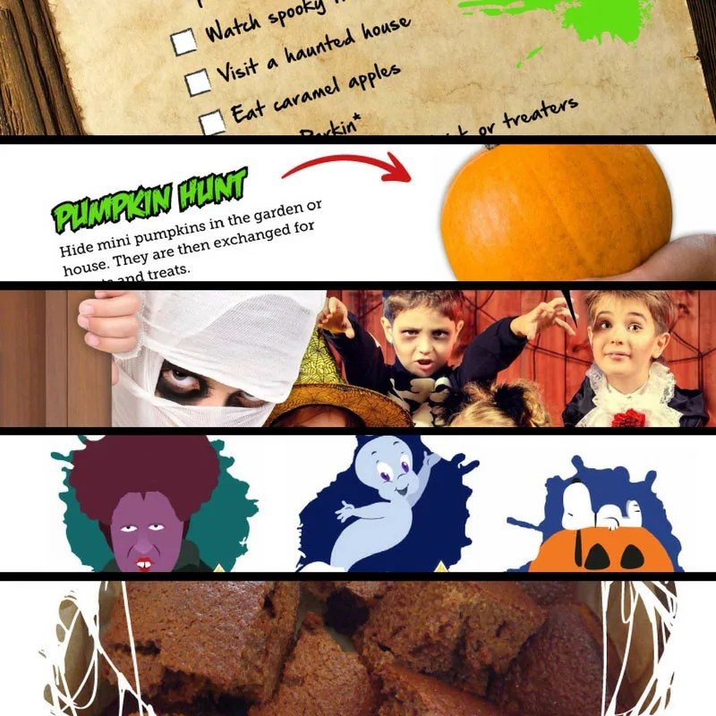 Halloween To-Do List Pack