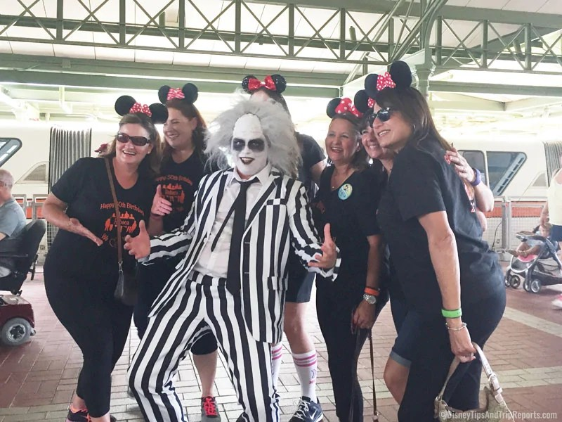 Halloween at Magic Kingdom - Mickey's Not So Scary Halloween Party