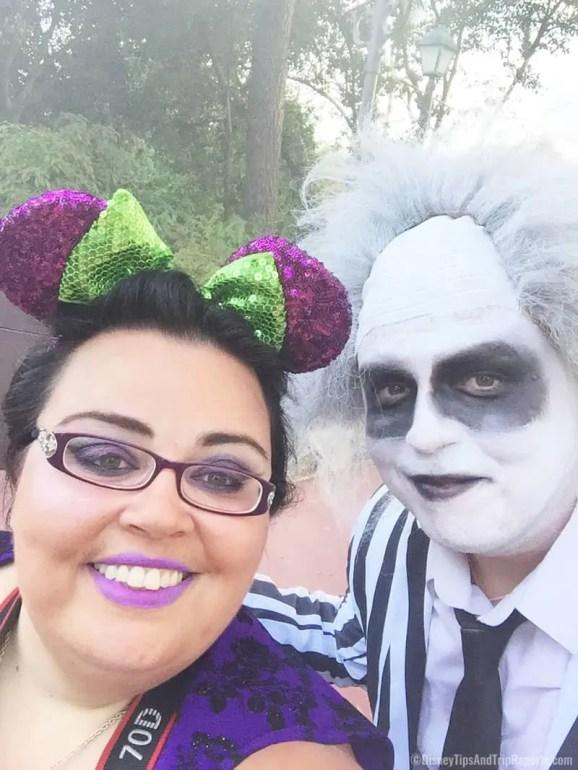 Halloween at Magic Kingdom - Mickey's Not So Scary Halloween Party (5)