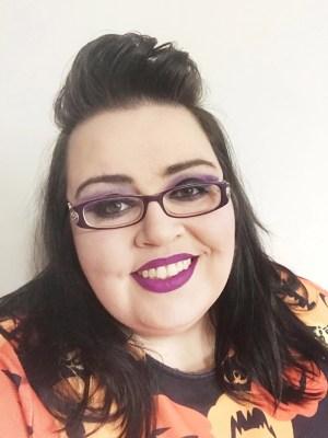 Michelle Ordever at The Purple Pumpkin Blog