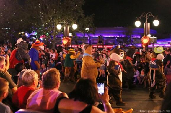 Mickey's Boo To You! Halloween Parade