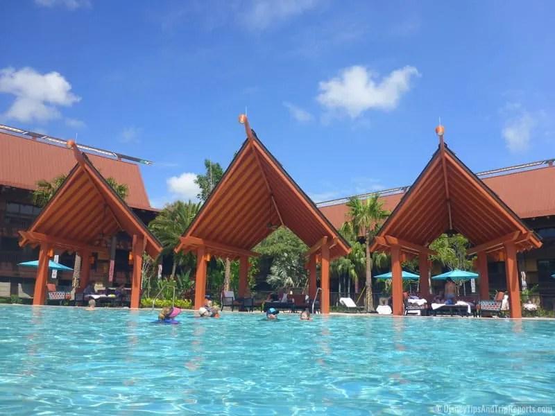 Polynesian Oasis Pool