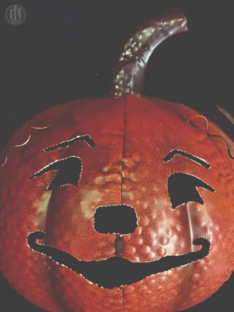 Project 365 - 2017 - Day 279 - Pumpkin Face
