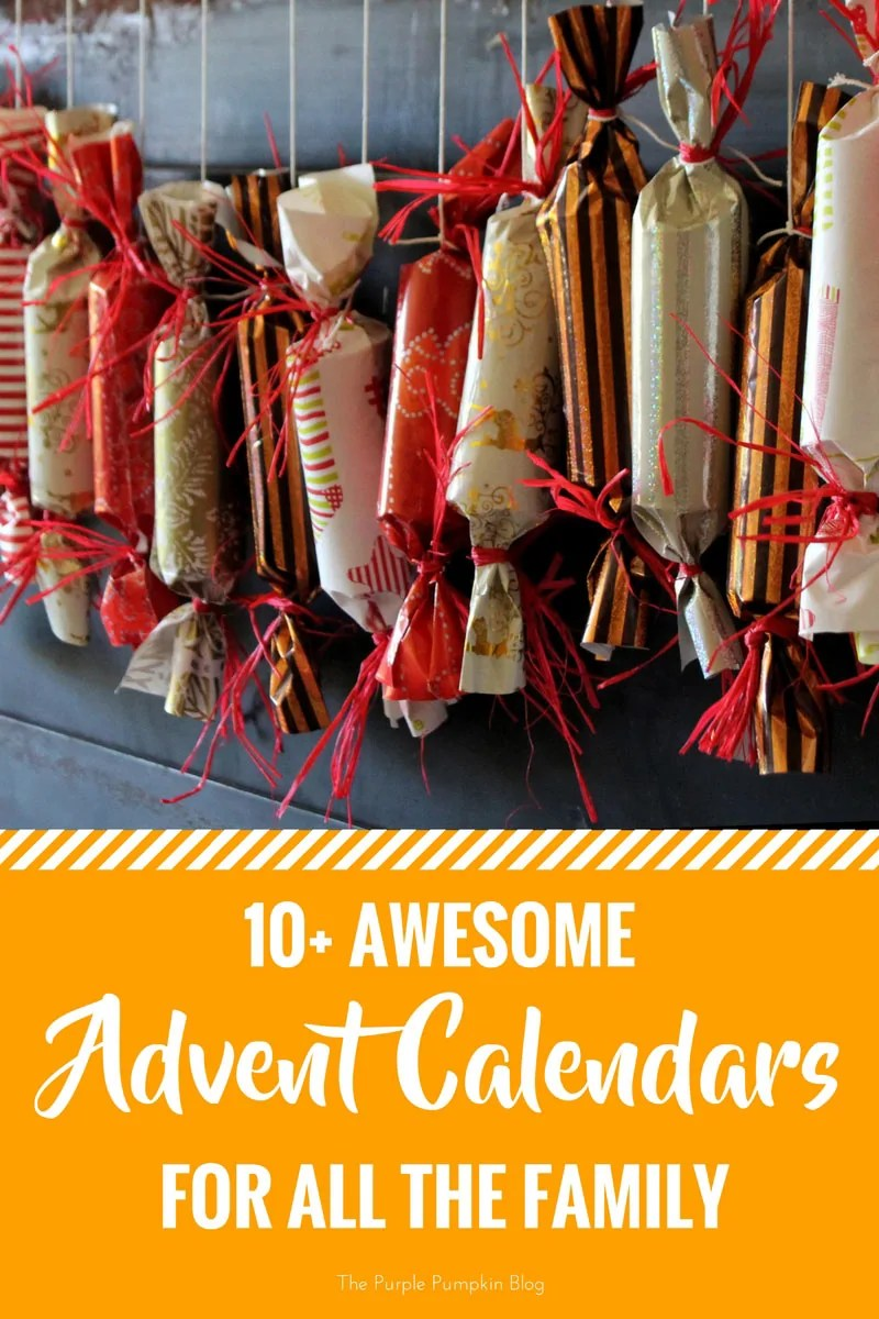 Awesome Advent Calendars for all the family! From toys, to chocolate, and from beauty products, to food & drink, there are advent calendars for kids 1-101!